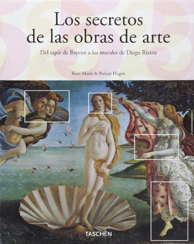 9783822847886: Secretos obras de arte (2tomos) 25 aniver. taschen (Taschen 25. Aniversario)