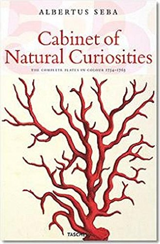 9783822847947: Cabinet of Natural Curiosities: The Complete Plates in Colour, 1734-1765