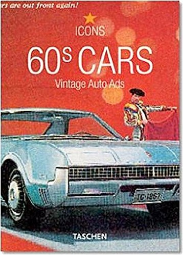 9783822847992: 60s Cars (Icons)