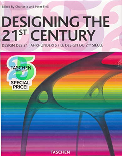 9783822848029: Designing the 21st Century : Edition anglais-fran�ais-allemand