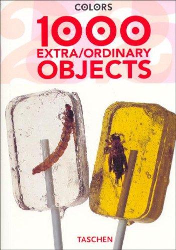 9783822848050: 25 1000 Extraordinarios Objetos
