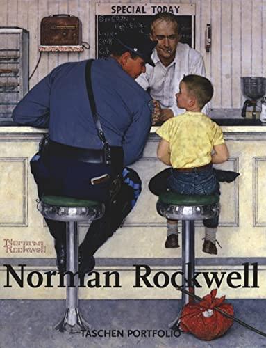 9783822848135: Norman Rockwell (Portfolio (Taschen)) (Spanish Edition)