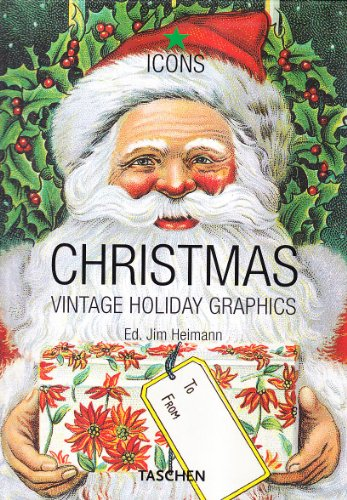 CHRISTMAS VINTAGE HOLIDAY GRAPHICS 0106102 (3822848239) by HEIMAN(848234)