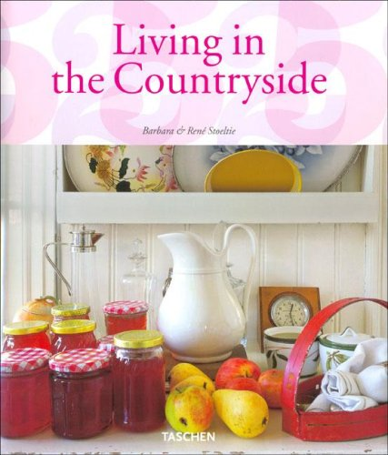 9783822848364: Living in the countryside. Ediz. italiana, spagnola e portoghese (Jumbo)