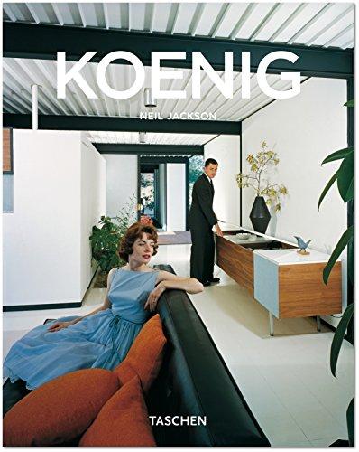 9783822848913: Pierre Koenig 1925 - 2004: Living With Steel