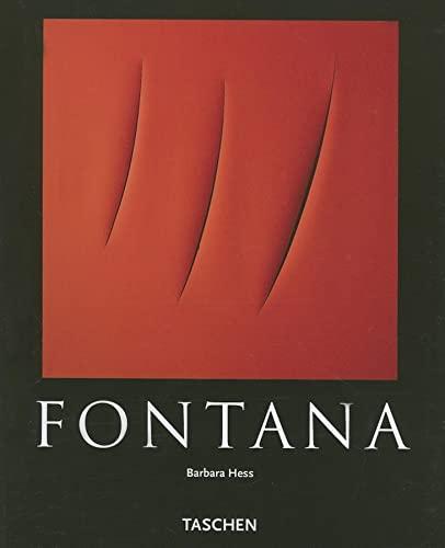9783822849187: Lucio Fontana