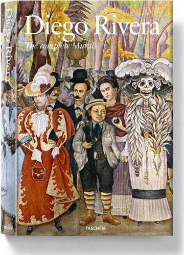 9783822849439: Diego Rivera. The Complete Murals (Extra large)