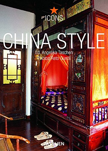 China style. Exteriors, interiors, details.