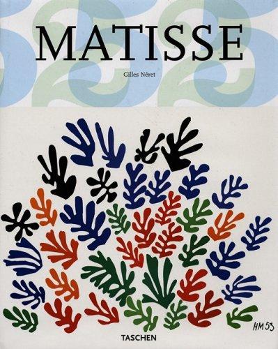 9783822850206: Henri Matisse (Taschen Basic Art Series)