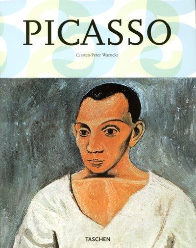9783822850275: Pablo Picasso 1881-1973