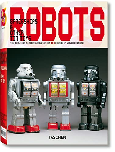 Robots : Spaceships and Other Tin Toys