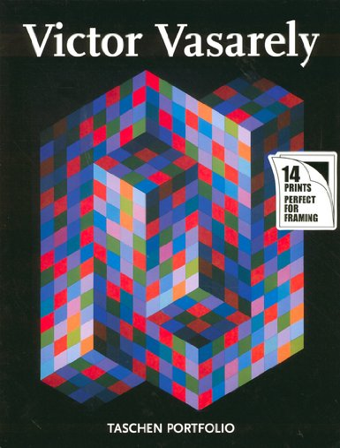9783822850725: Victor Vasarely