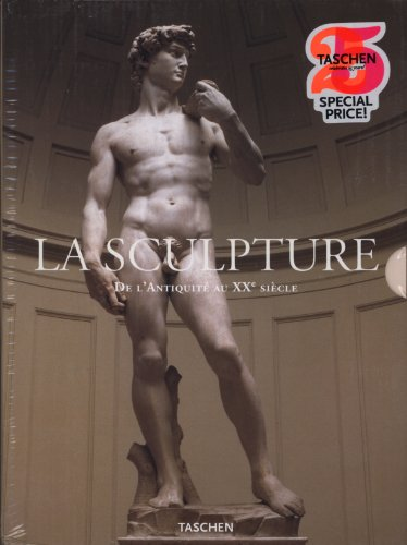 La sculpture: de l'Antiquité au XXe siècle (French, Midi Series, 2 vols) (French Edition) (9783822850794) by Professor Georges Duby