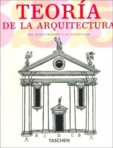 9783822850831: Teoria de La Arquitectura (Klotz) (Spanish Edition)