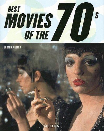 9783822850923: Best Movies of the 70s (Taschen 25)