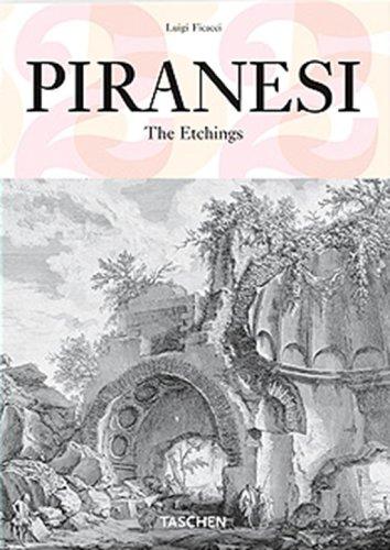 9783822850930: Piranesi. Ediz. italiana, spagnola e portoghese (Varia 25)