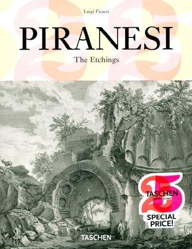 9783822850947: Piranesi: The Etchings