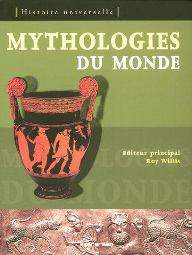 9783822851227: Mythologies du monde