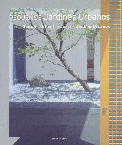 9783822851425: Pequenos Jardines Urbanos