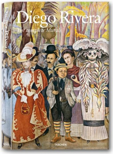 9783822851777: Diego Rivera: The Complete Murals (XL Spanish Edition)