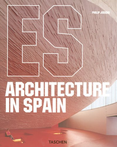 9783822852613: Architecture in Spain (English, German and French Edition)