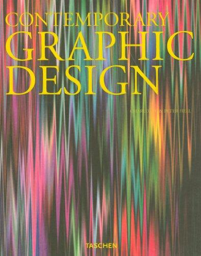 9783822852699: Contemporary graphic design-trilingue - mi (MIDI)