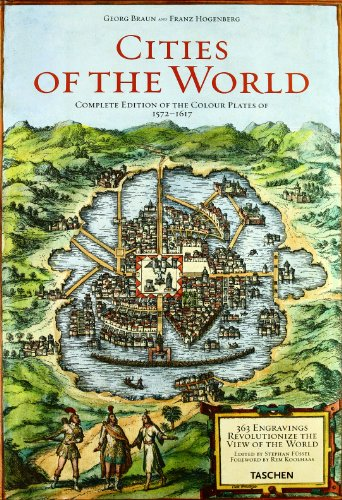9783822852729: Braun/Hogenberg, Cities of the World - Complete Edition of the Colour Plates 1572-1617 (Civitates Orbis Terrarum)