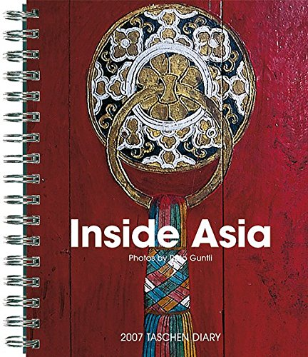 9783822853368: Inside Asia 2007 (Diaries)