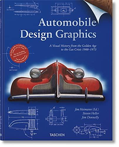 9783822853719: Automobile Design Graphics (Varia)