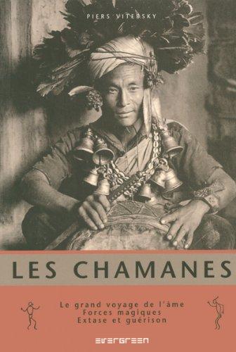 9783822854334: Les chamanes