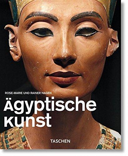 9783822854556: Ägyptische Kunst