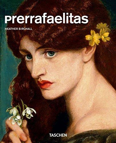 9783822854846: Prerrafaelitas (Albumes Serie Menor)