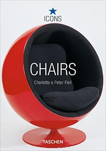 9783822855072: Chairs (TASCHEN Icons Series)