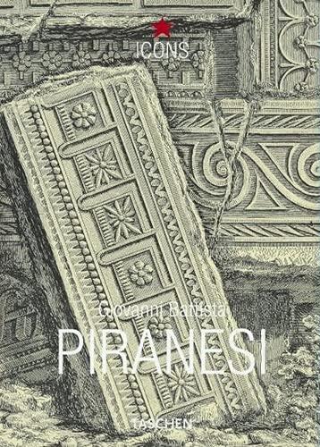 9783822855300: Piranesi. Ediz. inglese, francese e tedesca (Icons)