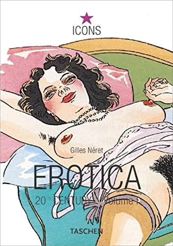 9783822855348: Erotica 20th century. Ediz. inglese, francese e tedesca: 1 (Icons)