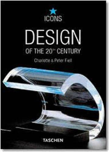 9783822855423: Design of the 20th Century (TASCHEN Icons Series)