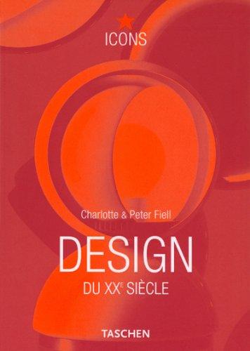 9783822855430: Design du XXe siècle