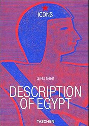 9783822855539: Description of Egypt (TASCHEN Icons Series)