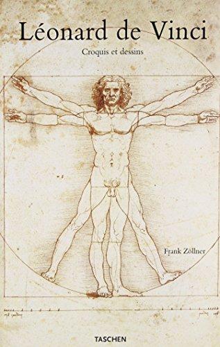 9783822855867: Leonardo / croquis et dessins - va