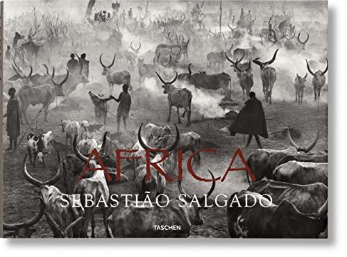 9783822856215: Sebastião Salgado. Africa: Eye on Africa - Thirty Years of Africa Images, Selected by Salgado Himself