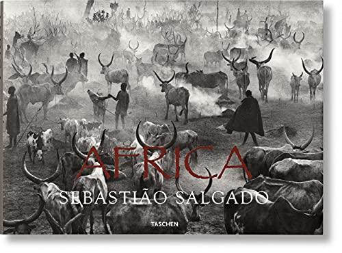 Sebastião Salgado. Africa (Italian, Portuguese and Spanish Edition) (9783822856222) by Couto, Mia
