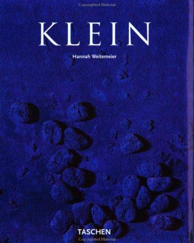 9783822856437: Yves Klein: 1928-1962 (Taschen Basic Art)
