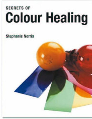 9783822856468: The Secrets of Colour Healing