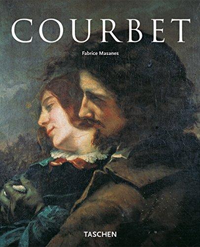 9783822856833: Courbet