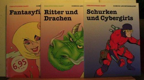 Cartoons leichtgemacht, Schurken und Cybergirls (9783822857083) by [???]