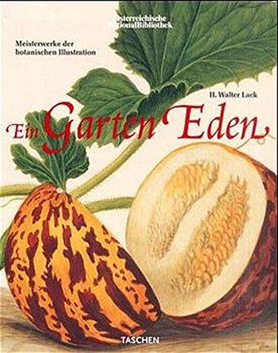 9783822857274: Garden of Eden: Masterpieces of Botanical Book Illustration