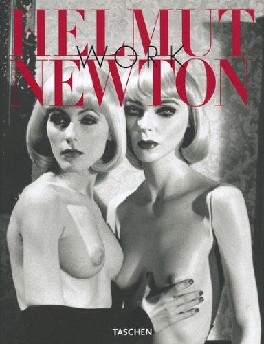 9783822857434: Helmut Newton. Work (Jumbo)