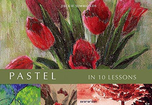 9783822857564: Pastellmalerei in 10 Schritten