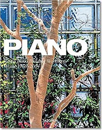 Piano: Renzo Piano Building Workshop 1966-2005: Jodidio, Philip (text): Renzo Piano (architecture)