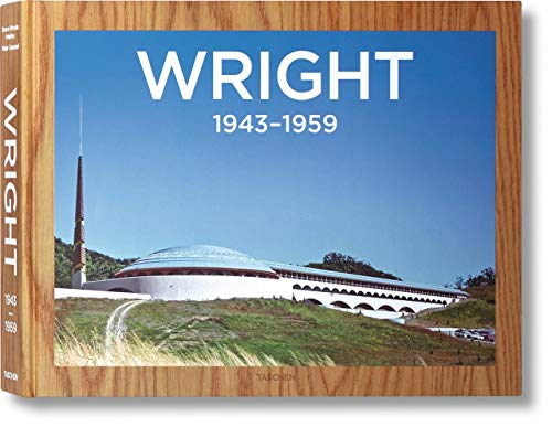 Frank Lloyd Wright Complete Works, Vol. 3: 1943-1959 (v. 3): Brooks Pfeiffer, Bruce